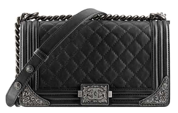 Chanel-Boy-Bag-with-Metal-Corners