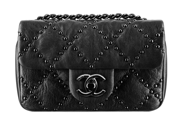 Chanel-Mini-Studded-Flap-Bag