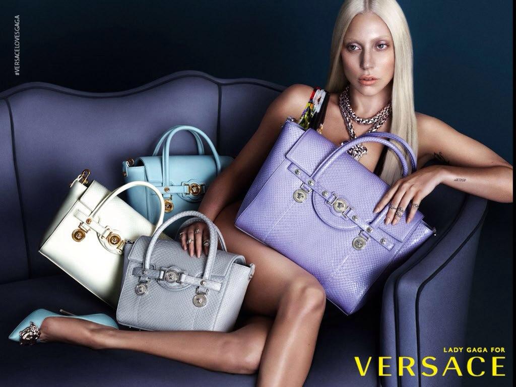 Versace SpringSummer 2014 Campaign