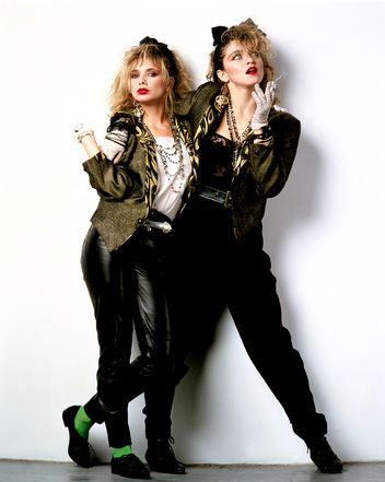 Madonna's Most Iconic Fashion Moments by Laurence Ourac ...