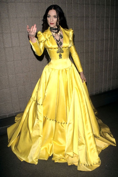 Madonna's Most Iconic Fashion Moments by Laurence Ourac