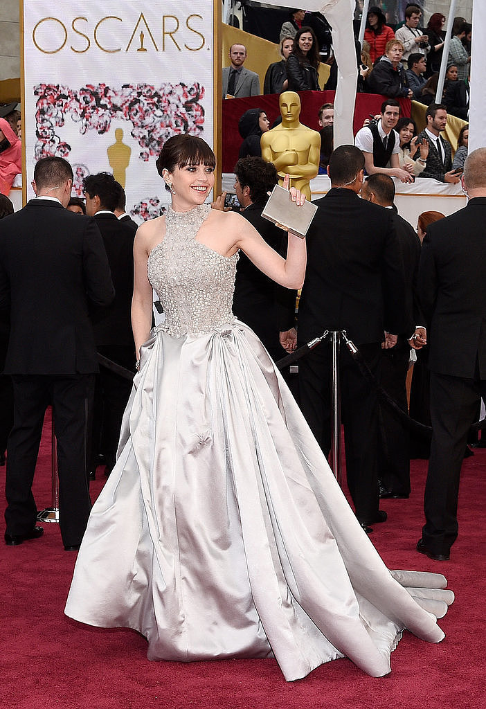 Oscars best dressed by laurence ourac laurence ourac - Dresses from the red carpet ...