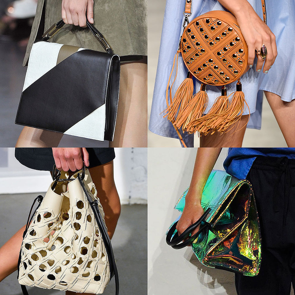 fa596c984b48 Spring 2015 Bag Trends From the Runway by Laurence Ourac